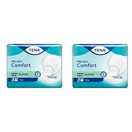 CASE SAVER TENA Comfort Super Proskin (2 Packs of 36)