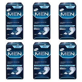 TENA Men - Level 1 CASE SAVER (6 x Pack of 24)