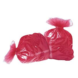 Soluble Laundry Bags Red Case Saver | 4xPack of 50