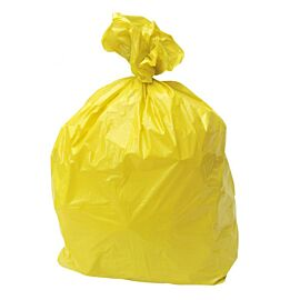 Yellow Refuse Sacks Case | 200 Sacks