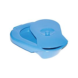 Vector Bedpan with Lid | 2.5 ltr Capacity