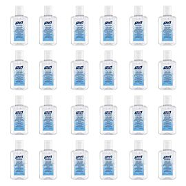 PURELL Hand Sanitiser, 100ml Bottle - Case of 24
