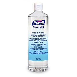 Purell Advanced Alcohol Hand Sanitiser 500ml (Flip Top) - EACH