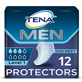 TENA Men Absorbent Protector Level 1 | Pack of 12