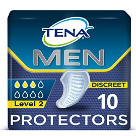 TENA Men Absorbent Protector Level 2 | Pack of 10