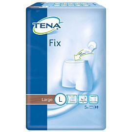 TENA Fix | Large | Pack of 5