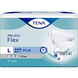 Tena Flex Plus Proskin Large