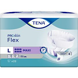 Tena Flex Maxi Large Pack 22