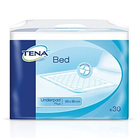 TENA Bed Plus | 60x90cm | Pack of 30