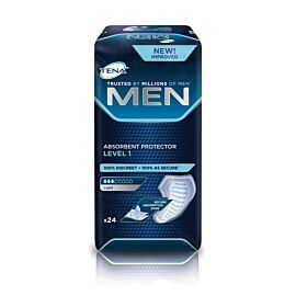 TENA Men Level 1 | Pack of 24