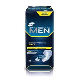 TENA Men Level 2 | Pack of 20