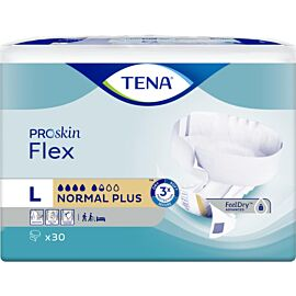TENA Flex Normal - Large - Pack 34