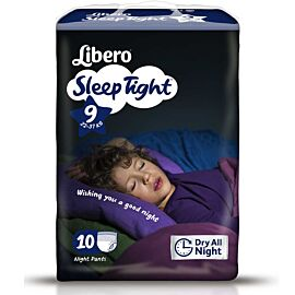 Libero Sleeptight 9 | 22-37kg | Pack of 14