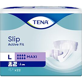 TENA Slip Active Fit Maxi | Large | Pack of 22