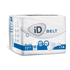 iD Expert Belt Plus | Medium | Pack of 14