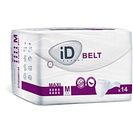 iD Expert Belt Maxi | Medium | Pack of 14