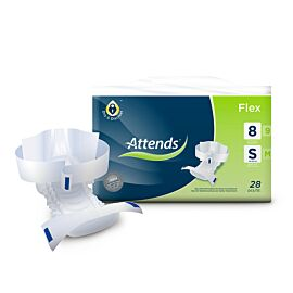 Attends Flex 8 Small | Pack of 28