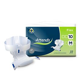 Attends Flex 10 Medium | Pack of 22