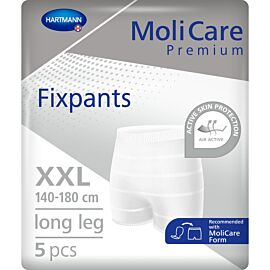 MoliCare Premium Fixpants Long Leg | XXLarge | Pack of 5