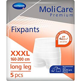 MoliCare Premium Fixpants Long Leg | XXXLarge | Pack of 5