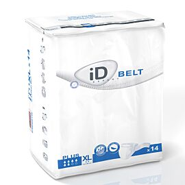 iD Expert Belt Plus | Extra Large | Pack of 14