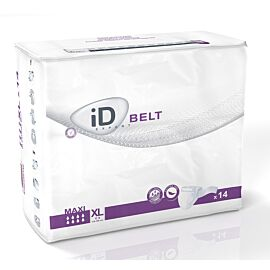 iD Expert Belt Maxi | Extra Large | Pack of 14