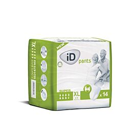 iD Pants Super | Extra Large | Pack of 14