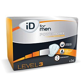 iD For Men Level 3 | Pack of 14
