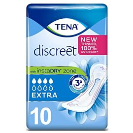 TENA Lady Extra | Pack of 10
