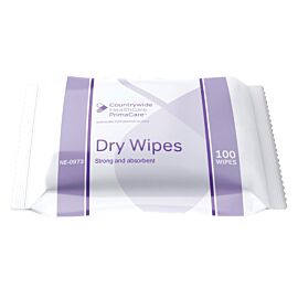 Primacare Dry Wipe 32x20cm | Pack of 100