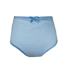 Girls Protective Brief | Blue | Age 3-4