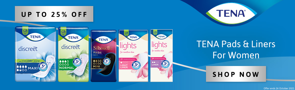 TENA Womens Pads and Liners